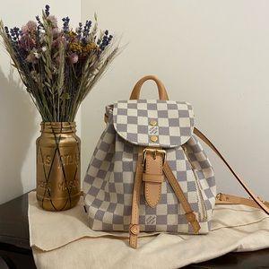 Louis Vuitton Sperone BB Damier Azur Canvas